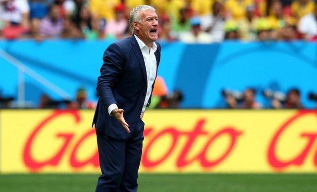 德尚盛赞球队出色 悍将:盼半决赛踢巴西!