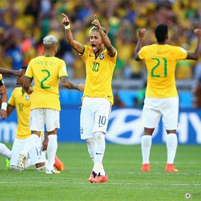 届首场点球大战!巴西4-3淘汰智利