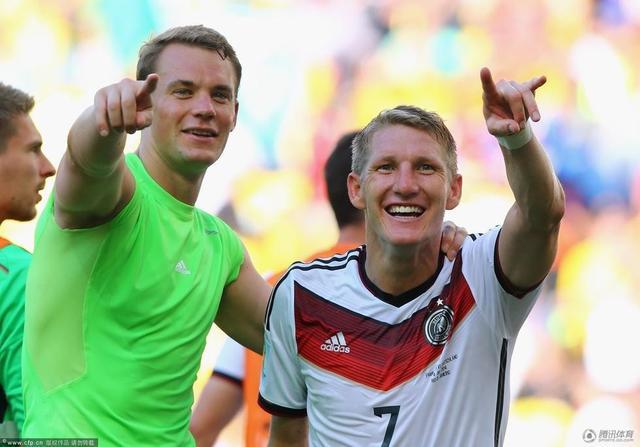 壮举!连续4届闯入半决赛 德国足球举世无双