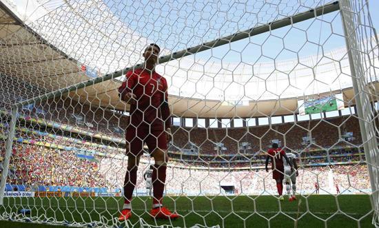 葡萄牙真别怪德国不助 苍天给机会奈何没抓住