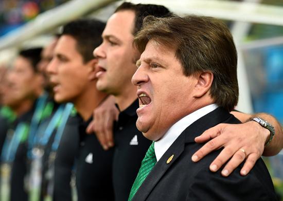 墨西哥主帅:球员履行晋级承诺 好戏还在后面