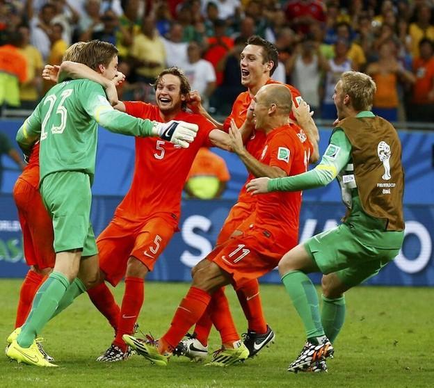 荷兰4届3入四强匹敌德国 史上最强对决诞生?