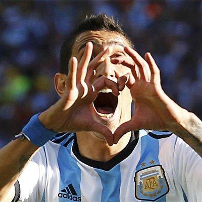 阿根廷1-0瑞士晋级八强 迪马利亚绝杀