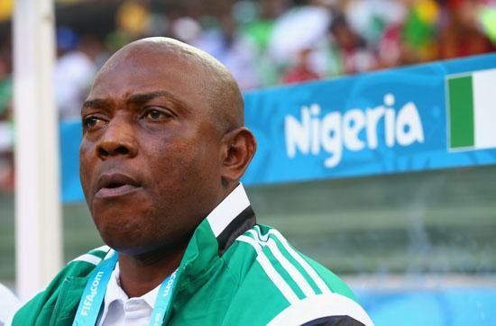尼日利亚主帅:传球质量低下 想赢球请先冷静
