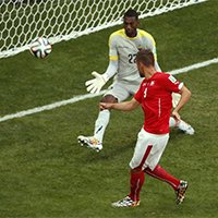 瑞士塞费罗维奇补时致命球
