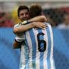 阿根廷淘汰比利时