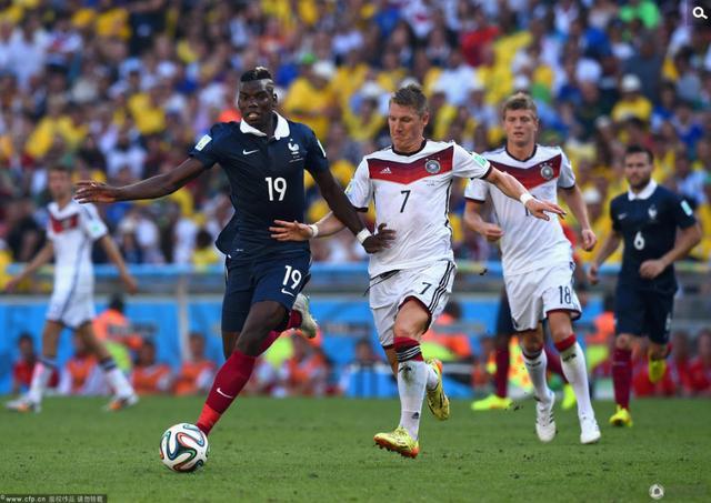 止步1/4决赛又怎样? 90后群星照亮法国未来