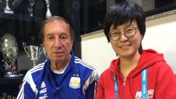 专访阿根廷名宿:冠军就在眼前 属于梅西时代