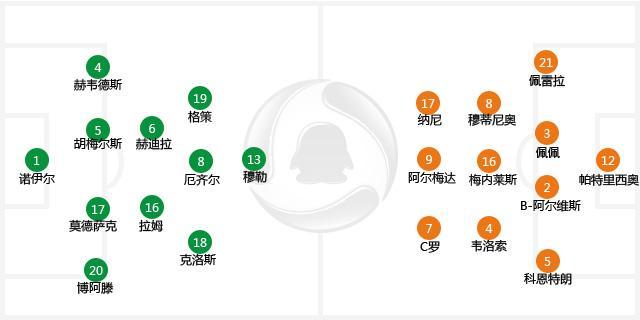 世界杯-德国4-0葡萄牙 穆勒帽子戏法佩佩染红