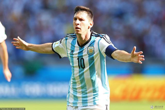 世界杯-阿根廷1-0伊朗提前出线 梅西补时绝杀