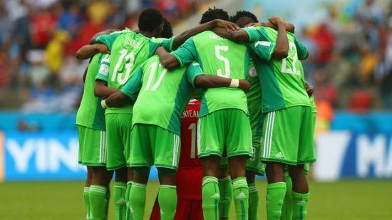 尼日利亚新闻官:奖金已结清 训练取消非罢训