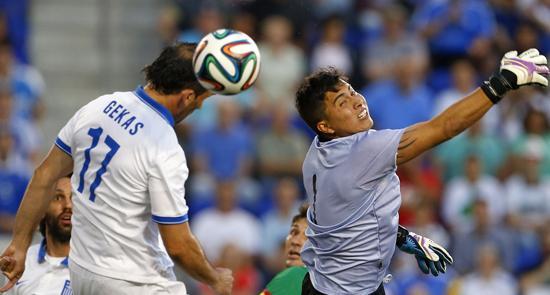热身赛综述-希腊2-1胜 克罗地亚小胜澳大利亚