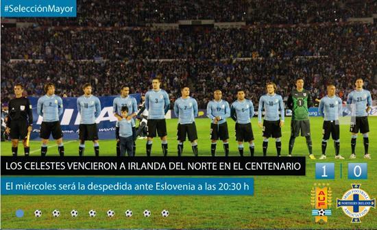 热身赛-卡瓦尼传射弗兰助攻 乌拉圭2-0获完胜