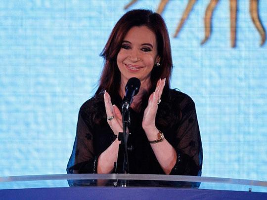 阿根廷总统:所有阿根廷人都为球队感到骄傲