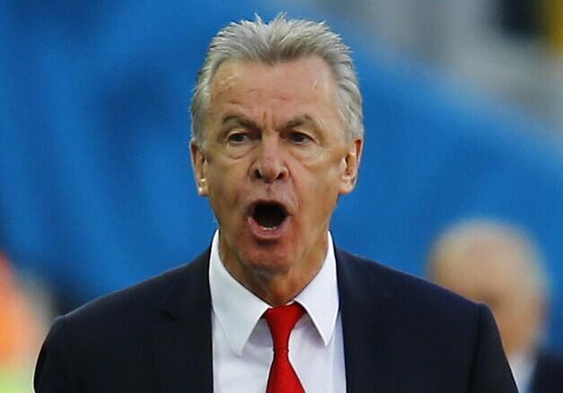 瑞士主帅:结束职业教练生涯 冻结梅西很成功