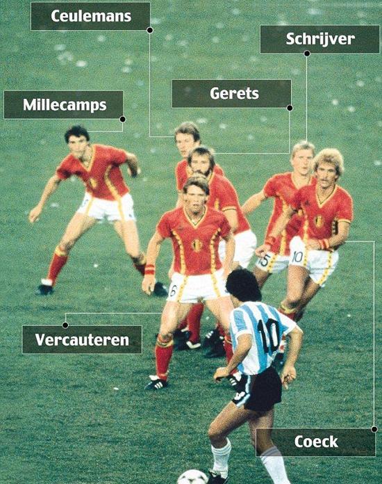 32年世界杯童话破灭 马拉多纳神一幕竟是误传