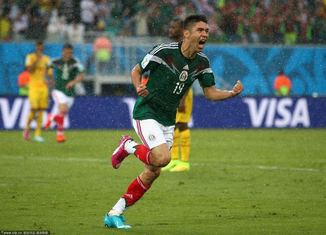墨西哥握出线主动权 一优势更胜格子军非洲狮