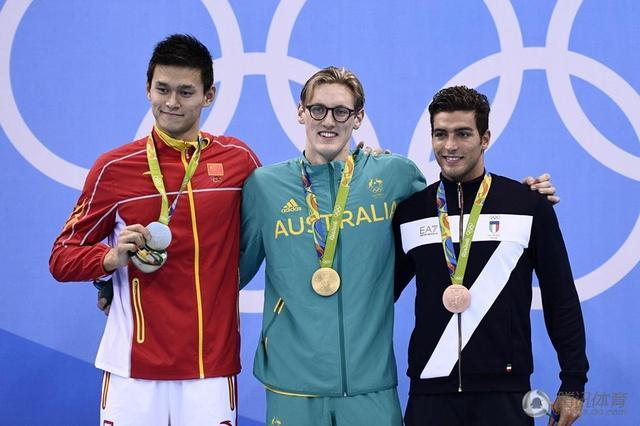 魏纪中:霍顿不要自以为是 悉尼奥运也不完美