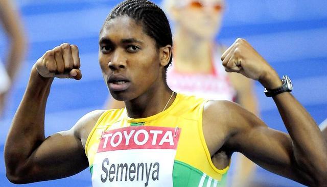 塞门亚再战奥运引争议 国际田联欲限制双性人
