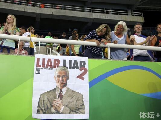 罗切特撒谎堪称美国体育之耻 英媒:恶习难改