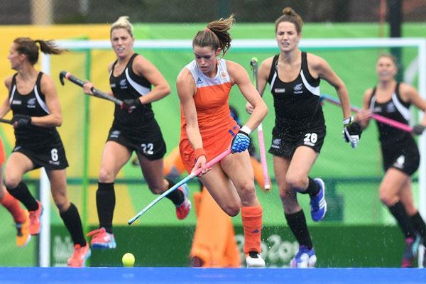 女子曲棍球前瞻:英国势头正佳 荷兰期待3连冠