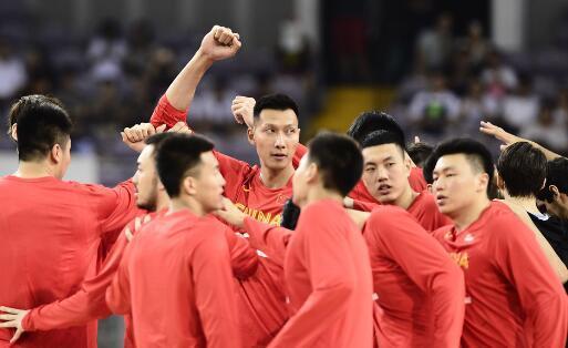中国男篮不敌委内瑞拉 郭艾伦赛后率先道歉