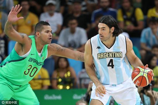 不是冤家不聚头?阿根廷男篮七战奥运全碰美国
