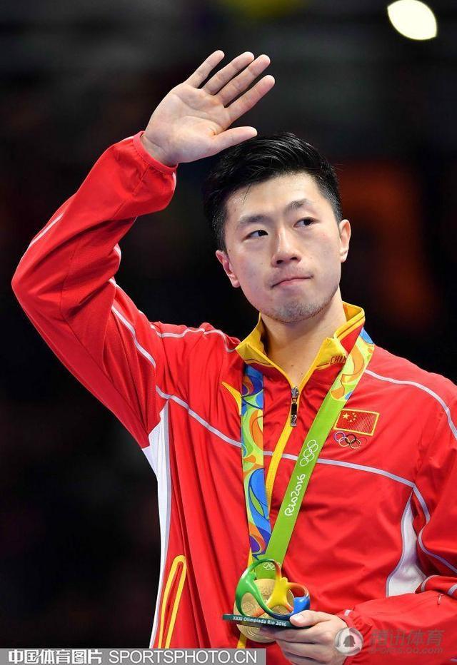 刘国梁:马龙拼的最凶1场 他和张继科都输得起