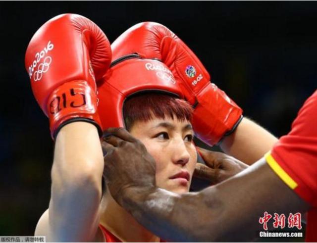 尹军花:未扛起拳击大旗很自责 但我决不放弃