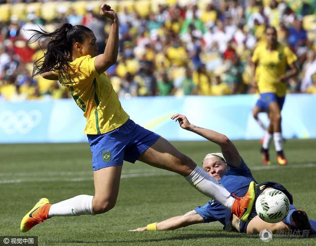 女足-巴西点球战3-4不敌瑞典 东道主无缘决赛