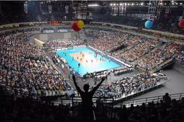 死磕中美的塞尔维亚 不为人知的体育王国
