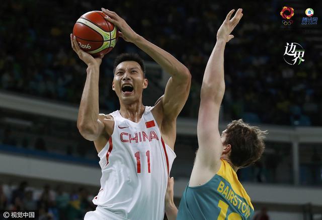 边界-易建联重返NBA 男篮绝望中的一股清流