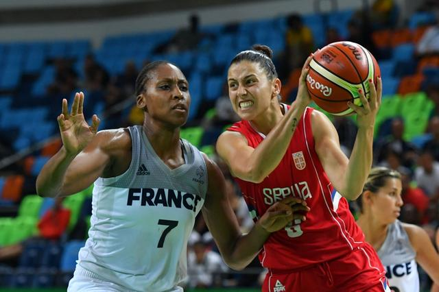 女篮-塞尔维亚胜法国摘铜 前南之后首夺奖牌