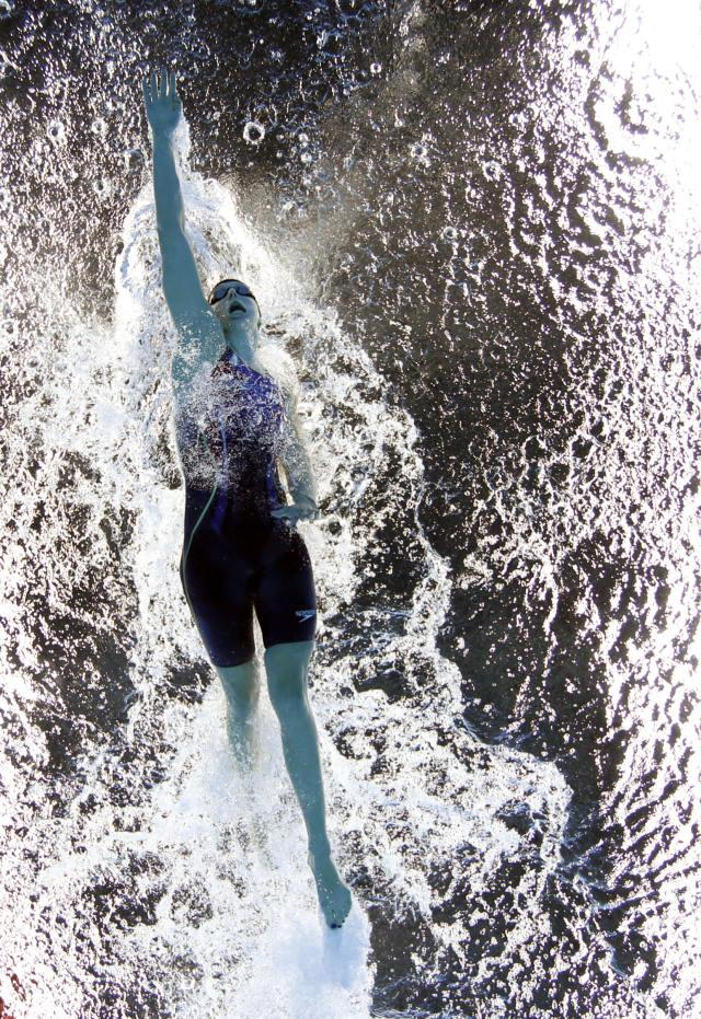 陈运鹏:中国游泳新元素崛起 美国模式值得推广