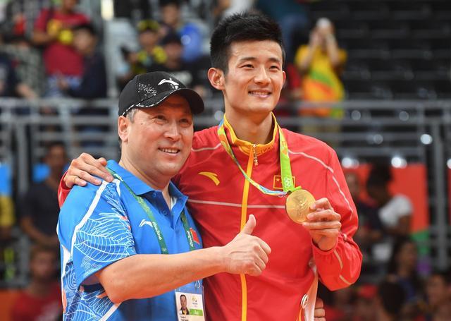 专访李永波:两块金牌含金量高 其他国家变强