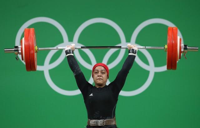 萨拉-艾哈迈德成为埃及历史上首位夺牌的女运动员