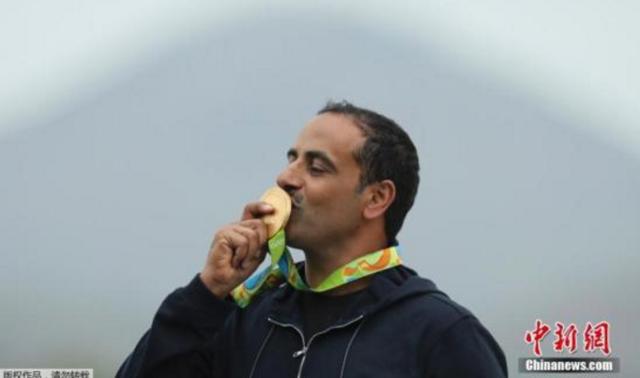 在里约 这些国家首次站上奥运会最高领奖台!