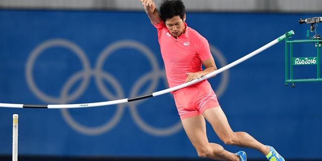 这痛男人都懂 日本撑竿跳高选手因丁丁大失误