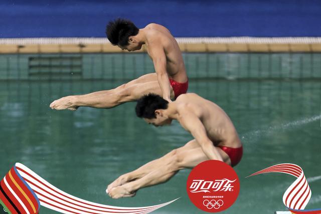 [此刻是金]秦凯三征奥运 携何姿献最长情告白