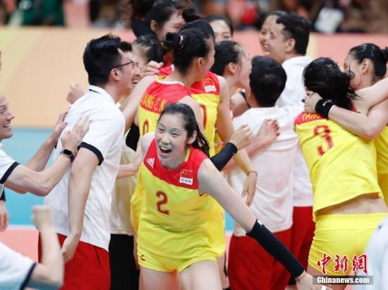 刘鹏:弘扬女排精神 让它覆盖其他集体球类项目