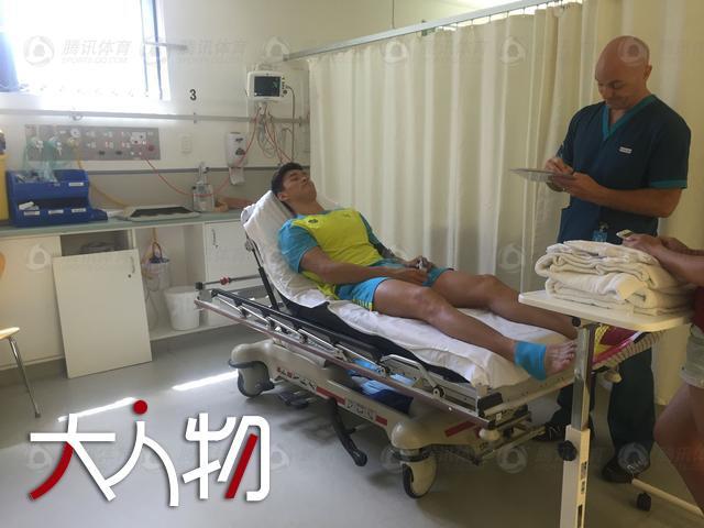 【大人物】从骨折到银牌 孙杨这煎熬的190天