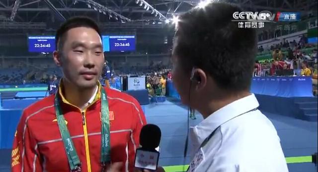 赵帅韩籍教练:没陪练就没金牌 告诉他要坚决