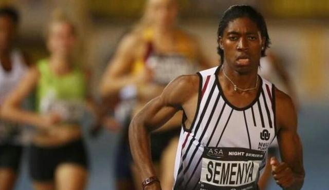 南非双性人确定不跑400米 称将专注800米项目