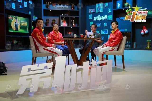 刘国梁:纠结是否还继续带队 乒乓球需要创新