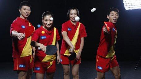 乒乓选手专替娱乐圈背锅?