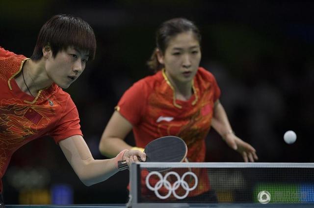 中国乒乓女团夺冠之路:连克朝鲜新加坡德国