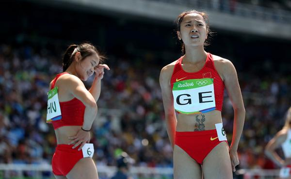中国田径队:巴西队员并非有意 重赛有失公允
