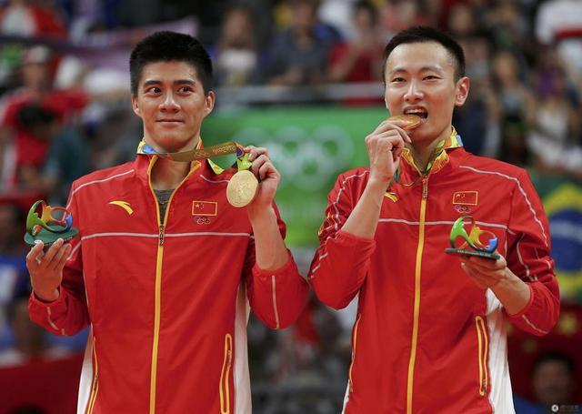 男双给羽球长脸 傅海峰3进决赛2夺冠成第1人