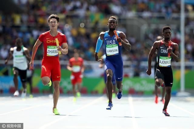 奥运早报-跳水揽金银 接力美国重赛挤掉中国