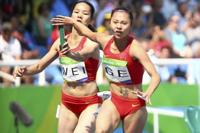 中国申诉再被驳回 4x100米女队确认无缘决赛